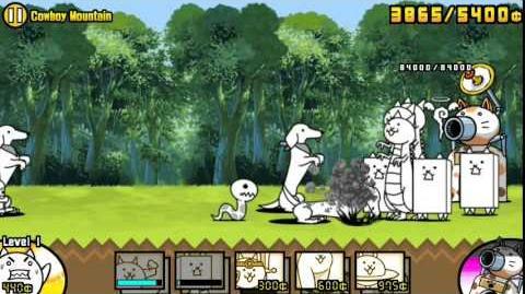 The Battle Cats - Cowboy Mountain - Played by Nurse Wuffa