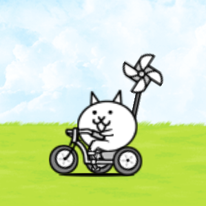 Tricycle cat