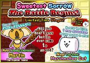 Sweetest sorrow event