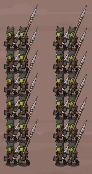 1.1.4 Charred lands - Formation