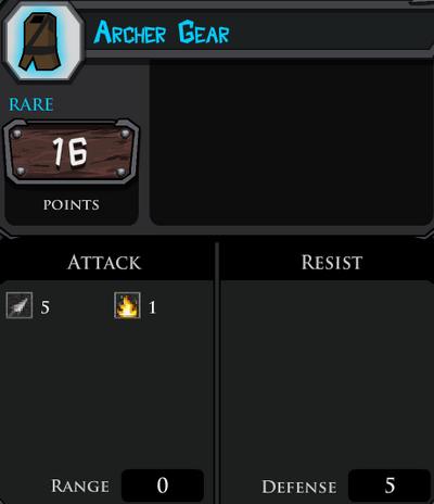 Archer Gear profile