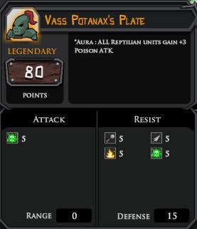 Vass Potanaxs Plate profile