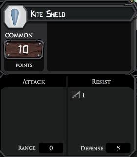 Kite Shield profile