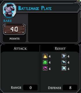 Battlemage Plate profile