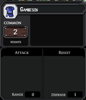 Gambeson profile