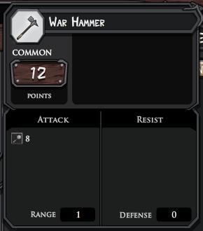 WarHammerProfile