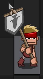 Swordsman Flag