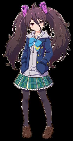 Tsubuzaki Anko Battle Girl Highschool Wikia Fandom