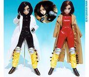 Marmit Gally dolls
