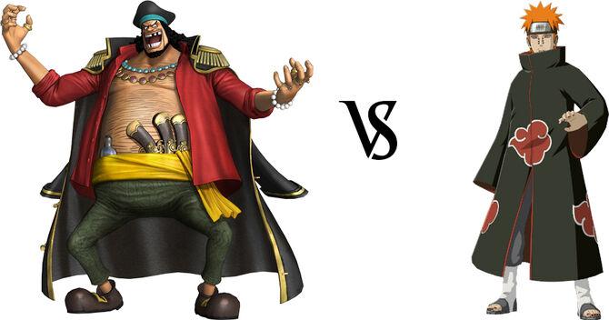 Blackbeard vs