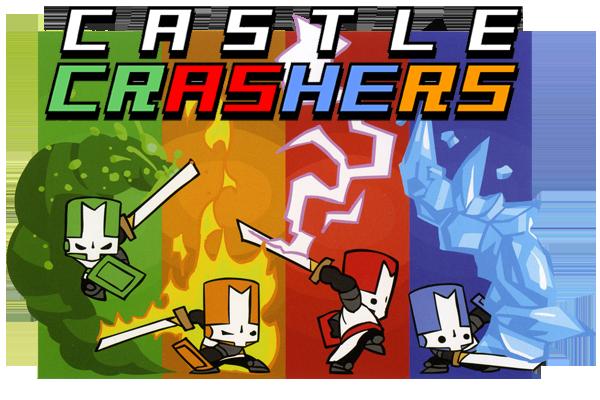 File:Castle Crashers logo.png