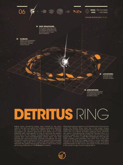Detritus Ring