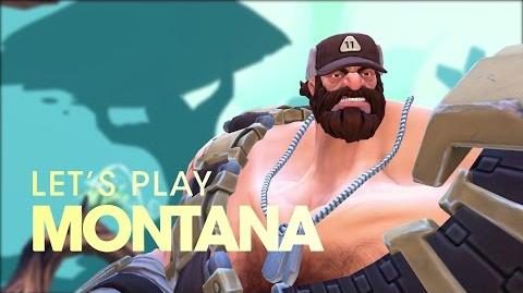 Battleborn Montana Let's Play
