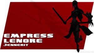 Empress Lenore
