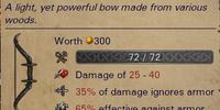 Усиленный лук гоблинов