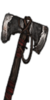 Orc axe two handed