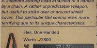 Unique Flail