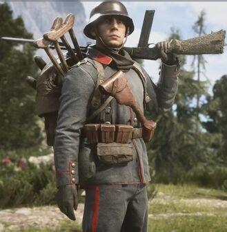 Austro hungarian medic