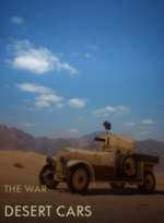 Desert Cars Codex Entry