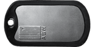 Aruba Dog Tag