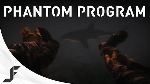 The Phantom Program - New Easter Eggs! KevinSimpson1942