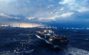 Suez USS Valkyrie