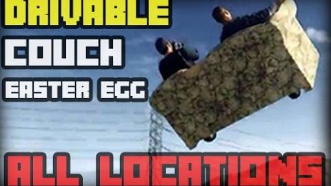 Battlefield Hardline Drivable Couch Locations Visual Voice Tutorial