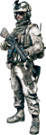 US Assault BF3 HQ