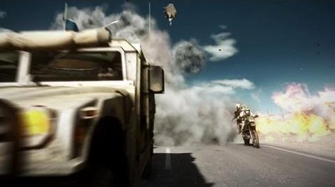 Battlefield 3 End Game Capture the Flag Gameplay Premiere
