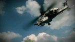 Mi-28 strafing