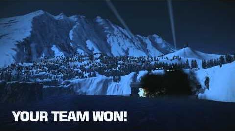 Nelson Bay Russian Victory Scene
