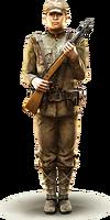 Jap-infantry