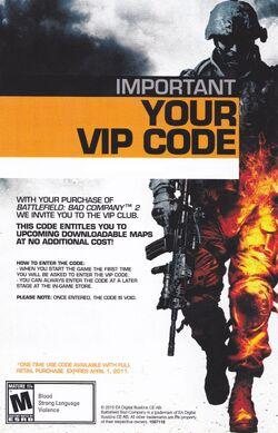 VIP back