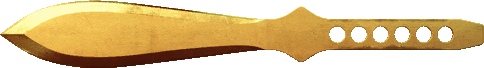 File:Gold Throwing Knife.png