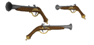British Pirate Pistol