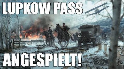 Lupkow-Pass