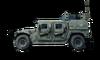 Humvee asrad