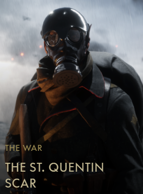 The St. Quentin Scar Codex Entry