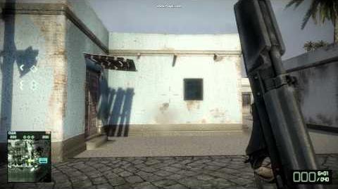 Battlefield Bad Company 2 - Стрельба из 9А-91