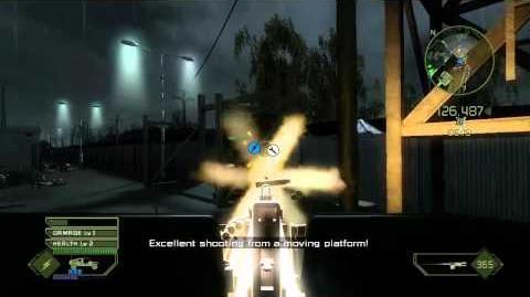 Battlefield 2 Modern Combat Walkthrough (Xbox 360) - Part 4 - Submerged