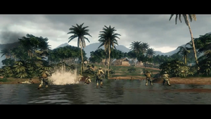 BFBC2V Phu Bai Valley Action Trailer Screenshot