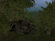 BFV CRASHED Mi-8