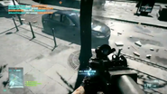 BF3 Operation Métro trailer screenshot8 M249