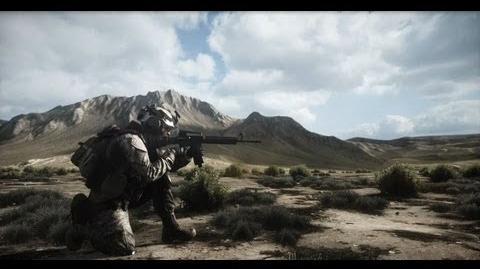 Battlefield 3 Frostbite 2 Features Trailer