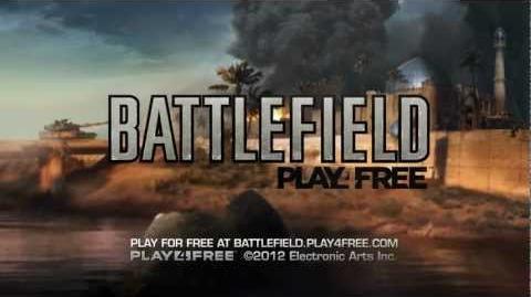 Battlefield Play4Free: Mashtuur Trailer