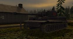 BF1942 WEHRMACHT TIGER