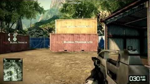Battlefield Bad Company 2 - XM8 Prototype
