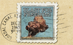 Explosives Efficiency Stamp
