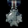 BF3 3rd MVP Medal