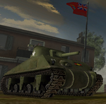 BF1942 CANADA SHERMAN